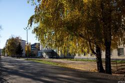 Культурный центр им. С.Сайдашева, Н.Ершова, 57 а.  Октябрь 2016