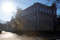 Ул. Большая Красная, Казань, октябрь 2016