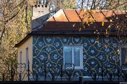 Дом в котором была открыта первая в Казани частная художественная галерея
