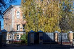 Б.Красная, д.67, Казань, октябрь 2016
