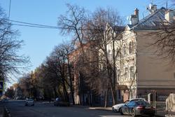 Ул. Большая Красная, д. 65. Казань, октябрь 2016