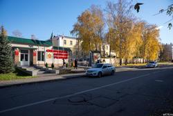 Суворовское училище, г. Казань, ул. Толстого, д.14