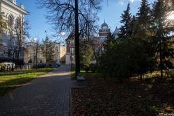 Сквер Льва Толстого