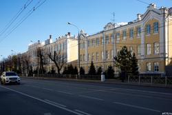 КНИТУ (КХТИ). Октябрь 2016