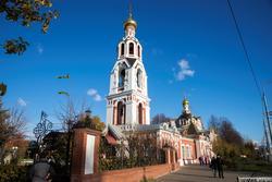 Церковь Варвары Великомученицы, К.Маркса, 67. Октябрь 2016