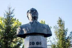 Бюст Котельникова Владимира Александровича