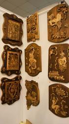 Изделия из дерева С.Каменева