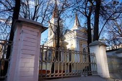 4-е учебное здание КНИТУ-КАИ, Толстого, 17. Октябрь 2016