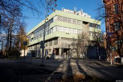 Казань, Толстого, 8. Ранее Комбинат студенческого питания