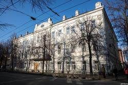 Ул. Горького, д.29, Казань, октябрь 2016