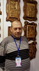 Сергей Каменев, художник. Студия