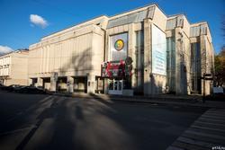 Галерея современного искусства. К.Маркса, 57. Казань, октябрь 2016