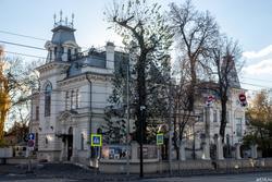 Государственный музей изобразительных искусств РТ, К.Маркса 64. Казань, октябрь 2016