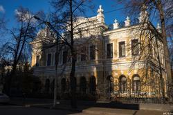 Дом Союза писателей Республики Татарстан, Муштари, 14