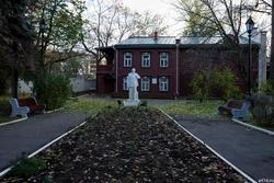 Дом-музей Ленина, Казань, ул. Ульянова-Ленина, 58, октябрь 2016