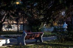 Музейный сад Дома-музея Ленина, Казань, Ульянова-Ленина, 58