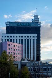 Гранд Отель Казань,  Петербургская, д. 1.