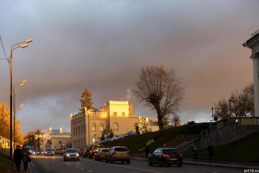 Фото №900134. Ул. Бутлерова. Вид со стороны пл. Тукая. Казань. 2016