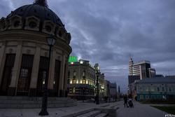 Ротонда на ул. Петербургской, Казань