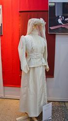 Свадебная парочка. Пермская губерния, нач. XX (реконструкция)