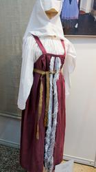 Костюм невесты Вятской губернии. Старообрядческий (реконструкция)
