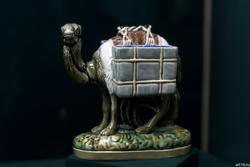 Скульптура «Верблюд с поклажей». Начало XX в.
