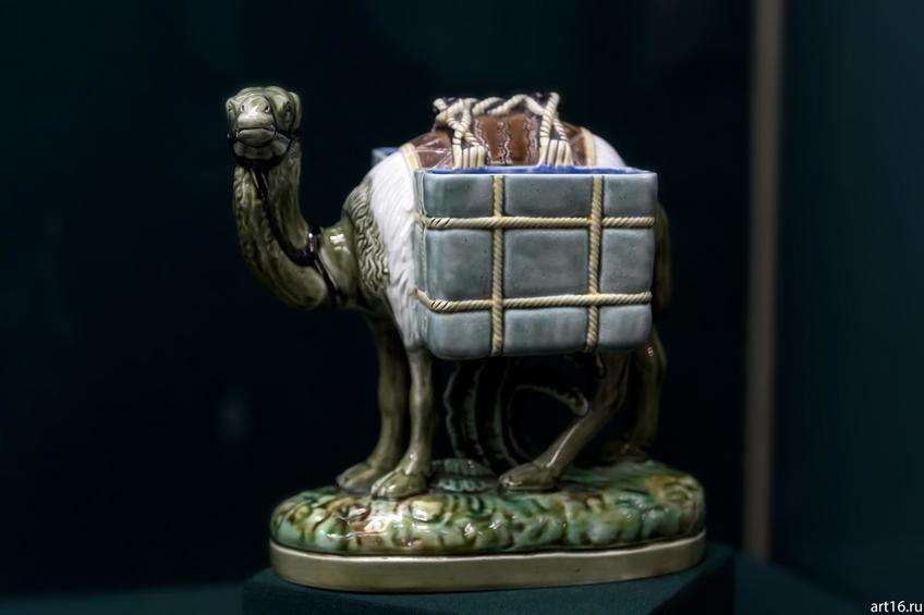 Фото №900746. Скульптура «Верблюд с поклажей». Начало XX в.