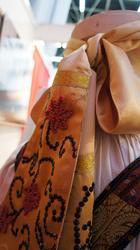 Фрагмент головного убора невесты