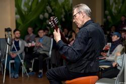 Литературно-музыкальный вечер «Осенний романс»