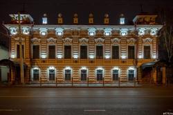 Дом на ул. Московской, Казань, ноябрь 2016