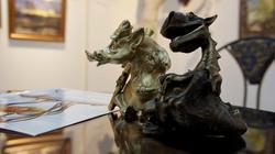 Малая скульптура челябинских мастеров