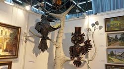 Работы мастерской малых архитектурных форм. Белканов Юрий Николаевич