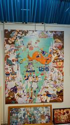 Постеры с картин Петра Фролова (Санкт-Петербург)