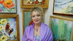 Наталья Сафиуллина на Пермской ярмарке