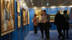 Выставочная площадка Никаса Сафронова