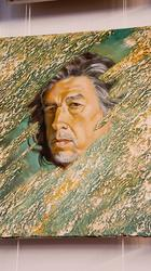 Автопортрет. Равиль Исмагилов. Проект