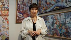 Мама Петра Фролова. Рассказ о творчестве сына