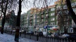Комсомольский проспект. Пермь, 2012