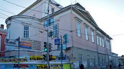 Церковь Рождества Богородицы. Пермь, Ленина, 42/17, январь 2012