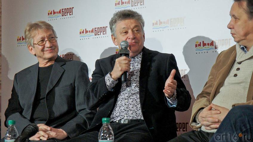 Фото №91166. Ренат Салаватов, Рауфаль Мухаметзянов, Михаил Плетнев