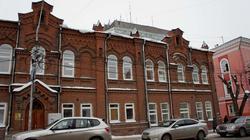 Пермская православная классическая гимназия. Пермь, январь 2012