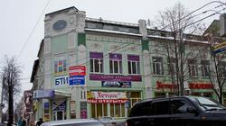 Улицы Перми. Январь 2012