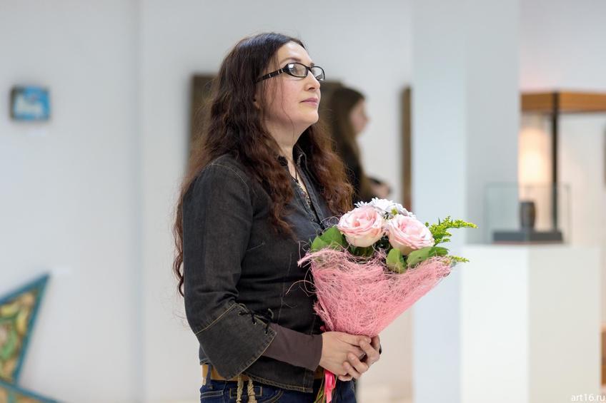 Альфия Ильясова-Саргин::Персональная выставка. Альфия Ильясова–Саргин. 8 декабря 2016
