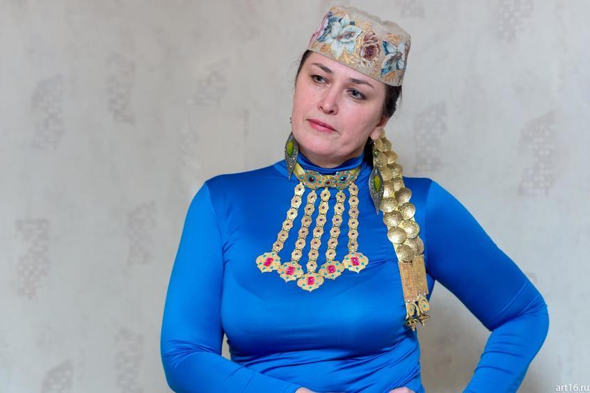 Сунгатова (татарка?) Елена
