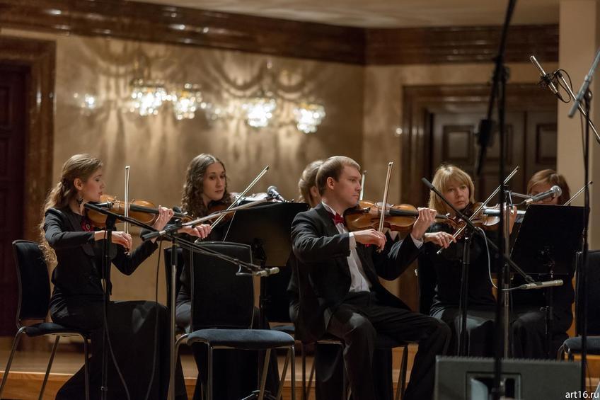 Фото №914933. Казанский камерный оркестр La Primavera