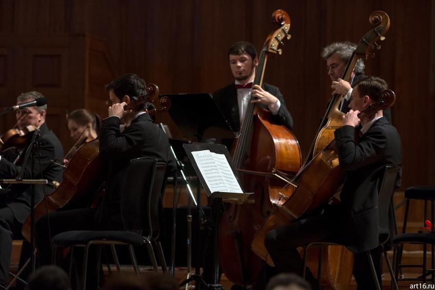 Фото №914944. Казанский камерный оркестр La Primavera