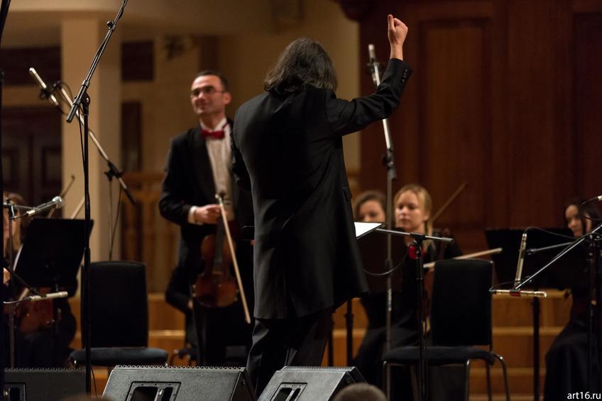 Фото №914959. Казанский камерный оркестр La Primavera под управлением Р.Абязова