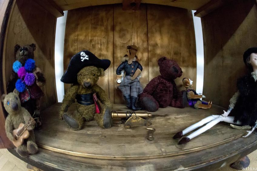 Рождественский вертеп::Новогодние истории нереальных героев. Кукольные сезоны