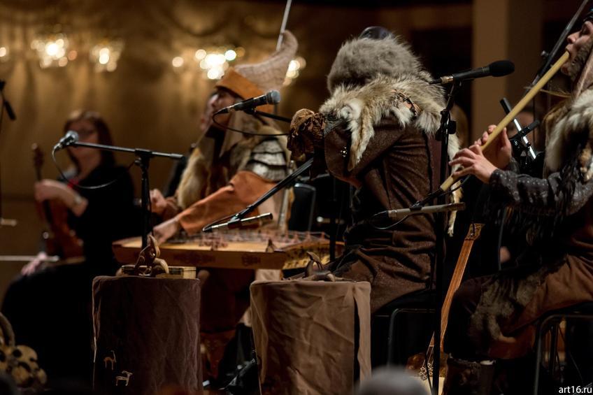 Фото №915189. «Туран» (Алматы, Казахстан) и Казанский камерный оркестр La Primavera