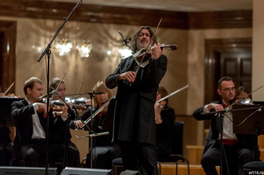 Фото №915279. Рустем Абязов и Казанский камерный оркестр La Primavera